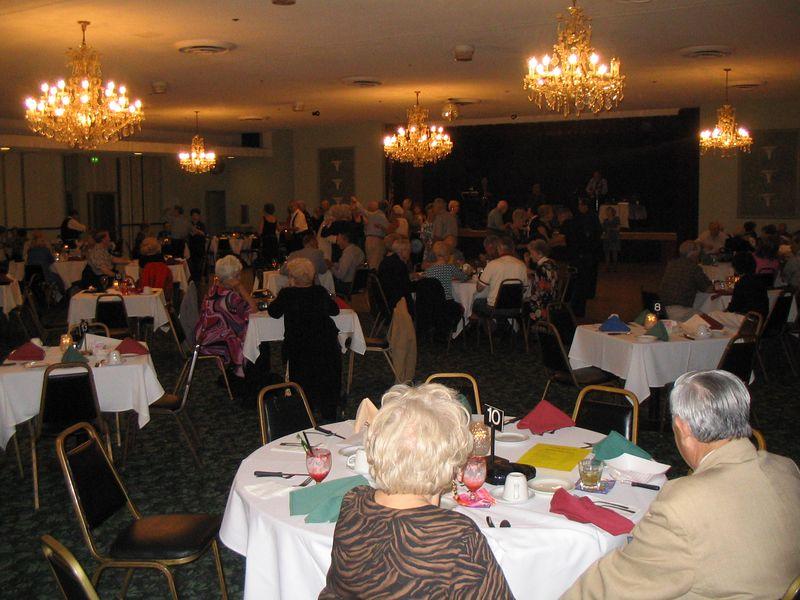 10/07 - Friday night dinner dance featuring Bill Maloof