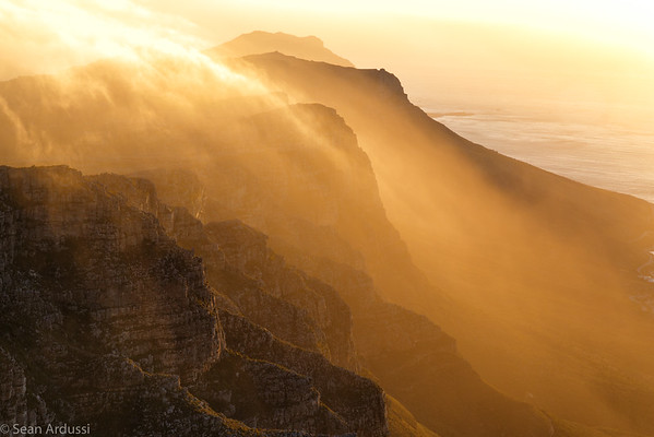 South Africa - Cape Town and Johannesburg