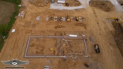 6-15-2017 Bell Store Construction Canal Fulton