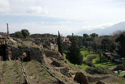 Sorrento - Pompeii