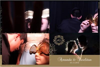 AMANDA E SWELITON