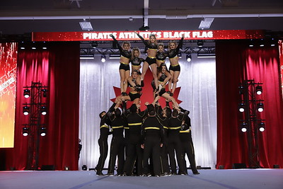 Pirates Athletics  BlackFlag - Worlds Face-Off Level 6