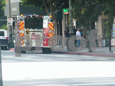 6th STREET MEDICAL CALL 8-8-09