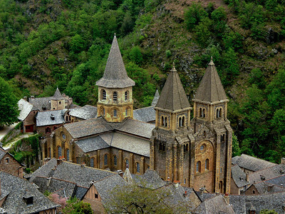 Conques - St. Foy Abbey