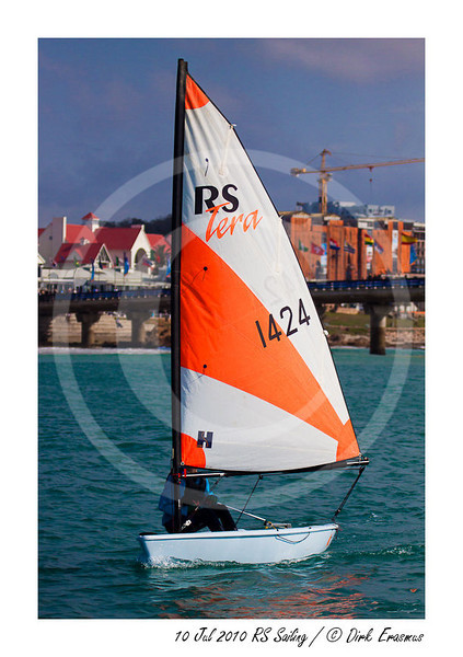 10Jul2010 / RS Sailing Hobie