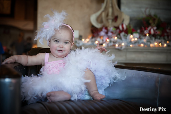 Francie's 1st Bday Party Pix