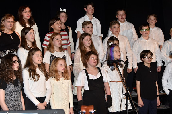 AMHS Presents...A Winter Choral Celebration I photos by Gary Baker
