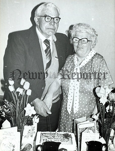 40th Wedding Burren Social Club Mr & Mrs Pat McAlinden
