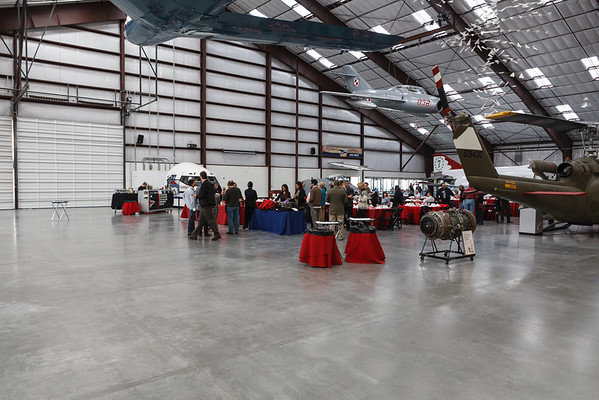 2014 TES Christmas Party - Pima Air Space Museum