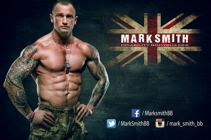 Mark Smith - Disability Bodybuilder