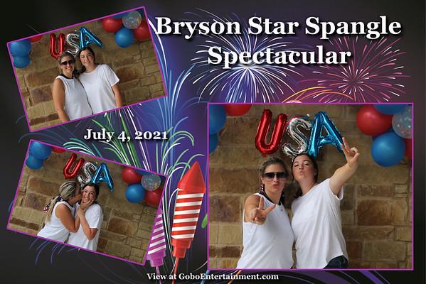 Bryson Star Spangle Spectacular 2021