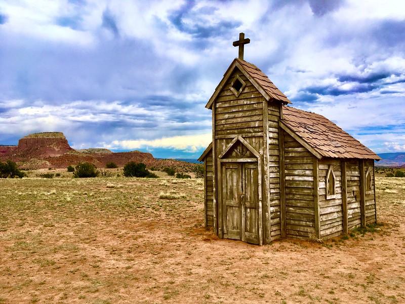 New Mexico May 2021