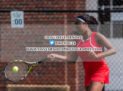5/20/2016 - Girls Varsity Tennis - Brookline vs Needham