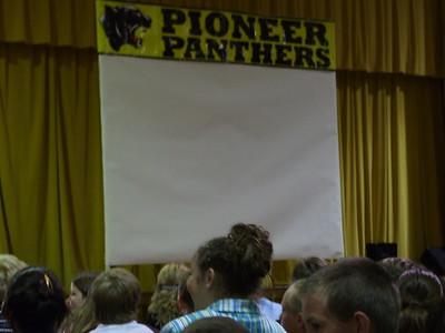 Kerry's 6th Grade Awards Program  5/27/08