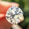 2.67ct Antique Cushion Cut Diamond, GIA L VS1 11