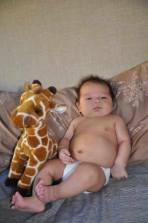 Nathan - 2nd Month