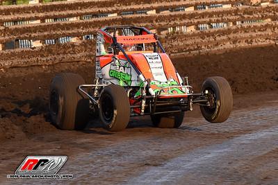 Corn Belt Nationals - Knoxville Raceway - 7/6/19 - Paul Arch