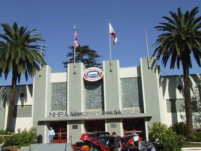 NHRA Pomona Auto Club FInals 2006