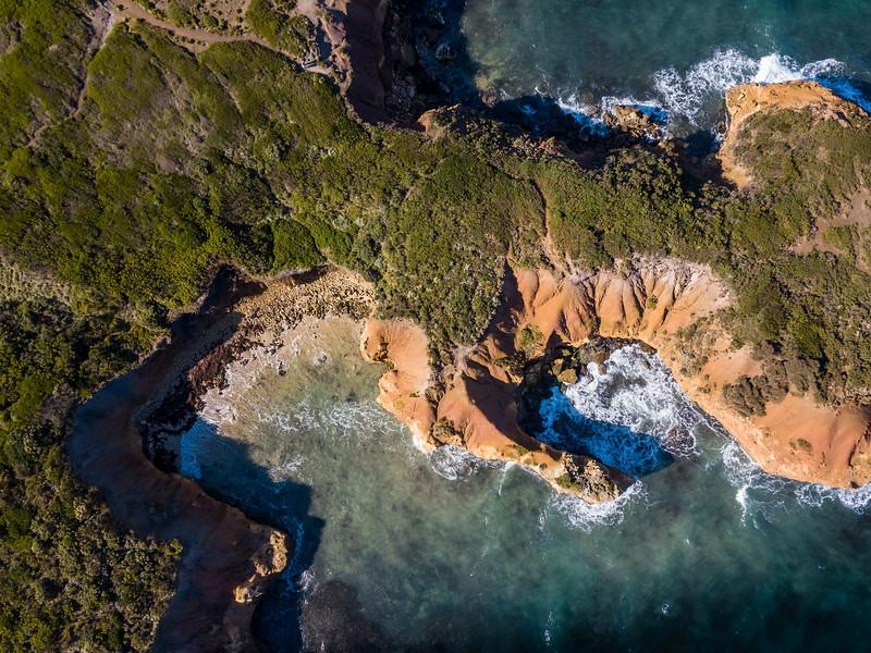 Land meets sea