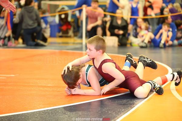 Penn Yan Lions Youth Wrestling 3-10-18