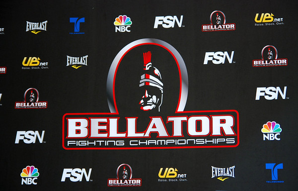 Bellator Weigh In's at the Power and Light Kansas City Mo.