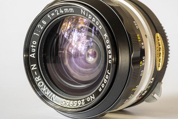 Nikon Nikkor-N Auto 24mm f/2.8