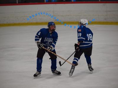 09-10 Mohawk Hockey 8pm Monday