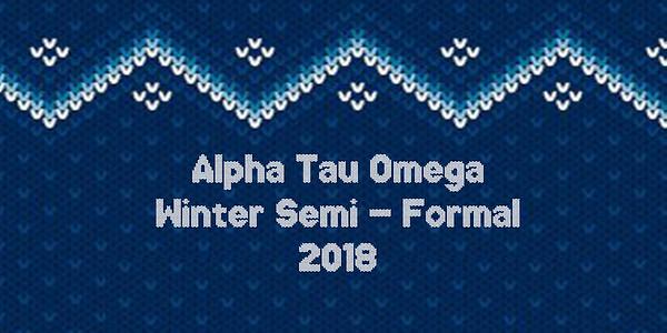 Alpha Tau Omega 12.6.18