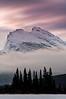 """Rundle Afloat"" I, Vermilion Lakes, Banff National Park, Alberta, Canada."