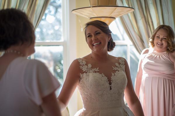 JoAnna + Chris - Charleston Wedding