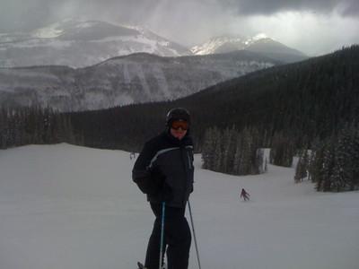 Beaver Creek & Vail Ski Trip, January 2011