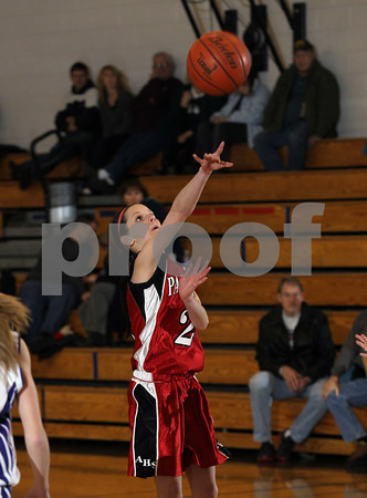 2013 Austin Girls Basketball @ Coudersport