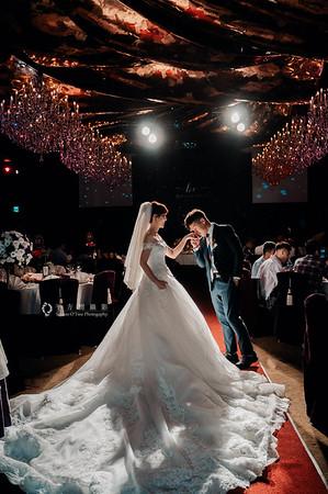 B & C 君品酒店婚攝 | 婚禮紀錄 (亮廳)