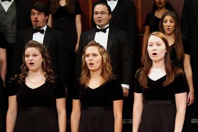 2014 Mercer Singers