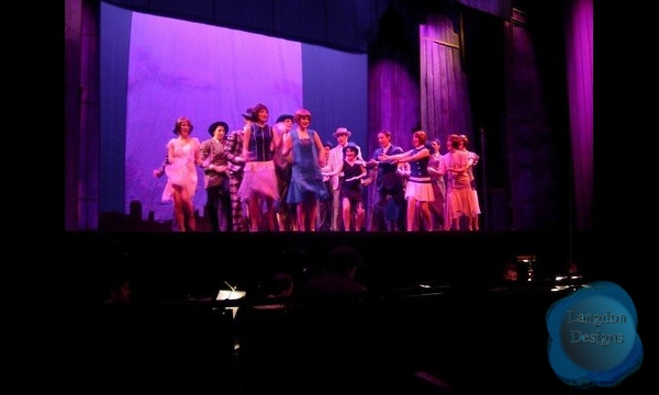 Thoroughly Modern Millie (Fall 2007)