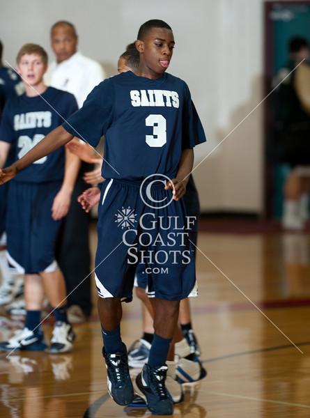 2011-02-11 Basketball Varsity Boys All Saints v St. John's