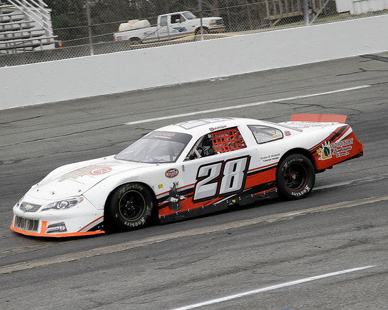 Late Models at SOBO March 19, 2016