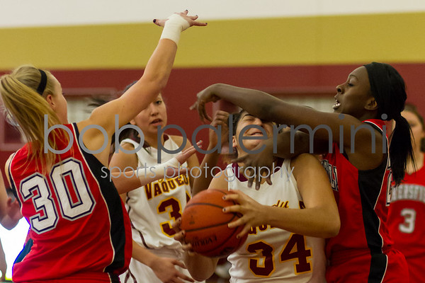 GCC Women's Basketball vs Riverside 1-12-13
