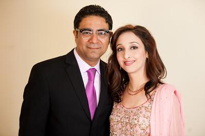 Naghmana & Khalid Valima Reception