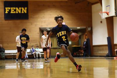 Varsity Basketball v. Worc. Acad. 2-19-2020 High Res