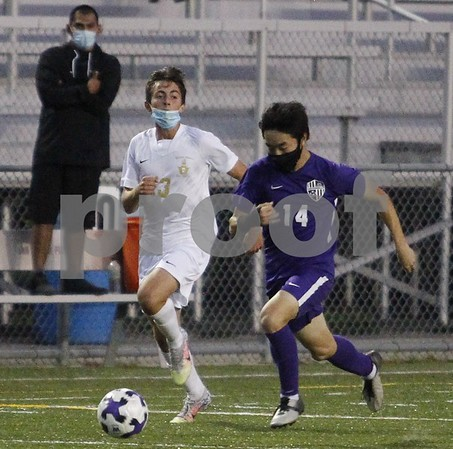 Soccer - Huron at Pioneer 09-22-2020