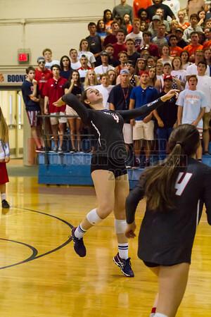 Varsity Volleyball #4 - 2017