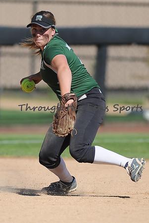 Rainier vs. Dayton HS Softball
