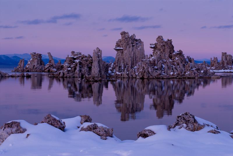 2007-2008 Mono Lake