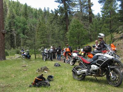 ADV Goblin Rocks-Paliza Can.-Dome Rd. DS Ride  7-5-08