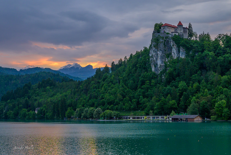 castle bled and alps sunset2.jpg