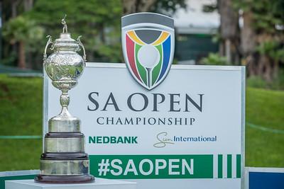SA Open Championship Events