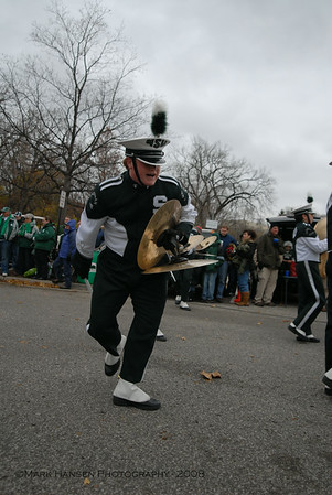 Spartan Marching Band 2008