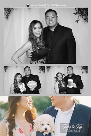 Trang & Ken Wedding - December 1,2018