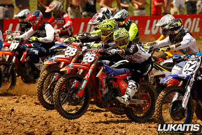 AMA Lucas Oil Pro Motocross Nationals - High Point 2018